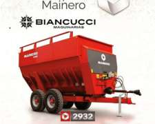 Mixer Mainero 2932 Nuevo Disponible Biancucci Maquinarias