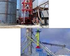 Secadoras Scm Mixto Capacidad Desde 8 Ton/hs Hasta 750