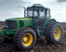 Tractor John Deere 7515 DT 2008