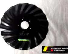 Cuchilla Turbo 18 Ondas 16 Pulgadas /sembradora Super Walter