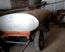 Tanque de Combustible 2000 Lts.