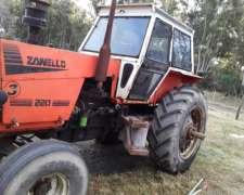 Zanello 220 -1991-motor Copia Mercedes- T de F.- Salida Hidr