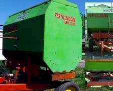 Se Vende Fertilizadora RRR 2200 a Bidisco, de 2200