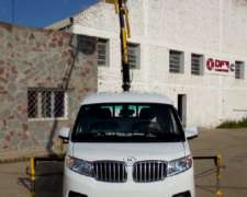 Shineray T30 C/s Grua Rigak Multifuncion 2,5ton. 0km Orio