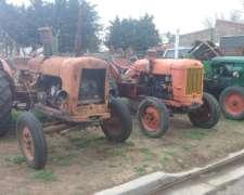 Compro Tractores Funcionando o NO