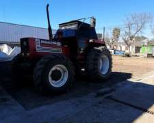 Tractor Fiatagri 140-90 año 97, Cabina.