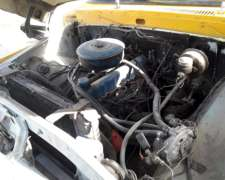 Vendo Ford F100 Modelo 1974 Motor 221 con 2 Tubos de Gnc.