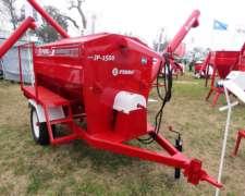 Mezclador de Cereales Distribuidor JP 3000 Marca Pirro