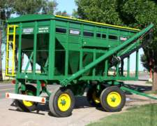 Tolva Semillera Fertilizante Famet MLS14000