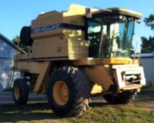 New Holland Axial TR98 año 1998- 30 Pies -motor Genesis