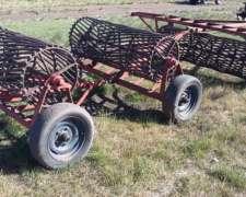 Rolo Destarronador 5mtrs Transportable