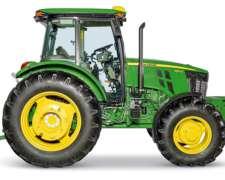 Tractor John Deere Nuevo 6110e de 110hp por Plan de Ahorro
