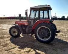 Massey Fergusson 297 Doble Traccion 2008