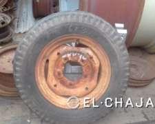 Llanta y Cubierta para Tractor Marca Firestone 600-16
