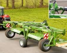 Segadora/acondicionadora Autotrailer Krone Easy CUT 6210 C V