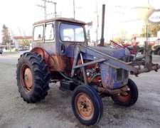 Tractor Superson 55 Con Pinche Frontal