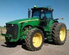 Tractor John Deere 8330 270 HP año 2006