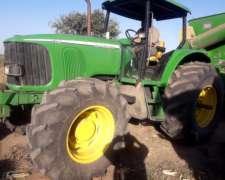 Tractor John Deere 7515 año 2007 , 140hp.
