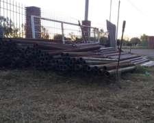Caño Petrolero para Alambrado Rural