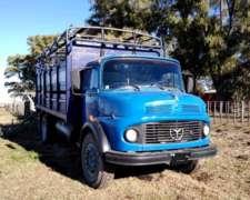 Camion 1114 Turbo año 1990 muy Bueno