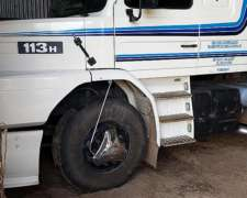 Equipo Scania 113 Frontal Impecable.