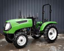 Tractor Chery 45 HP 4X4 con 3 Puntos Tipo Deutz
