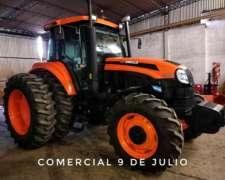 Tractor Zanello Ecoline 4140 4X4 140hp - 9 de Julio