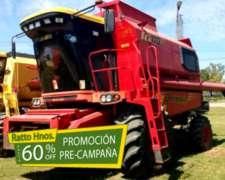 Cosechadora Don Roque 170 2006 Excelente