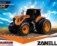 Nuevo Tractor Zanello - 4240