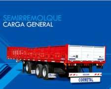 Semirremolque Carga General Cormetal
