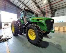 Tractor 7730 John Deere año 2008