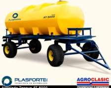 Acoplado Tanque Plasforte 7800 Lts