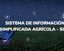 Sistema de Información Simplificada Agrícola – Sisa