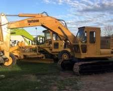 Excavadora Tortone 160 Balde 1 M3 15 TN Tomamos Permutas