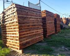 Varilla Alambrado X 1,20 Curupay 1ra Julio 2019