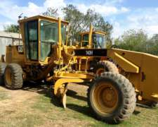 Motoniveladora Caterpillar 140h (id563)