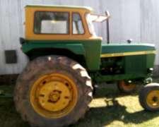 John Deere 3330, 80cv, Traccion Simple, con Cabina