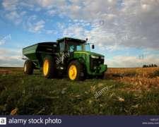 Busco Tractor con Autodescargable