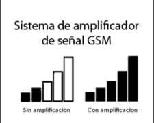 Amplificador Sleek Wilson- Señal Celular - Vehículos
