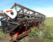 Plataforma Arrocera de Massey Ferguson 8780.