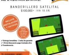 Banderillero Satelital EFE y EFE Nuevo Directo de Fabrica