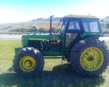 Tractor John Deere 3550 Doble Tracción