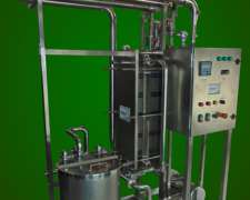 Pasteurizador De Leche Quesero 3000 L/h