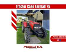 Tractor Case Farmall 75 Plan Cheque