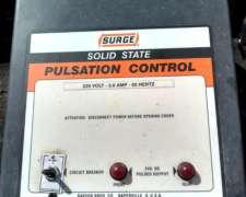 1 Sistema de Pulsado Surge para 8 Bajadas Usado