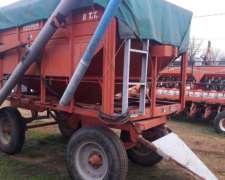 Carro Semillero/fertilizante Baima 8 TT