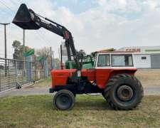 Tractor Fiat 700 e con Pala