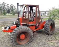 Tractor Zanello Articulado S/motor C/toma de Fuerza.