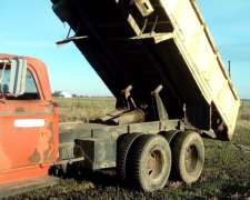 Dodge 800 Balancin Volcador,tomo Camioneta, 02474 15668980