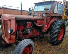 Tractor Hanomag 60 Hidraulico y Direccion Hidraulica